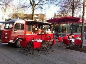 Kaffee Tüt Tüt auf dem Rathausplatz